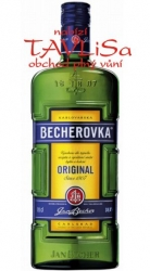 Becherovka 38% 0,7l Jan Becher
