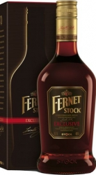 Fernet Stock Exclusive 40% 0,7l Krabička
