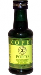 Porto Kopke box Fine White 20% 50ml miniatura