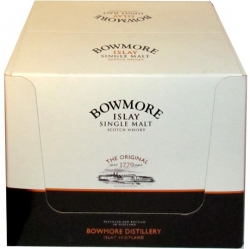 Whisky Bowmore 12 Years 40% 50ml x12 Tub miniatura