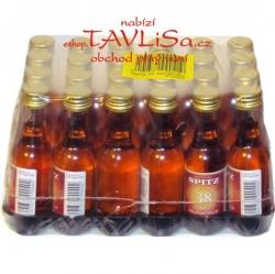 Rum Inlanderrum 38% 20ml x24 miniatura