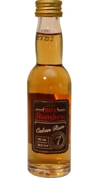 Rum Cuban 7 years 38% 40ml miniatura