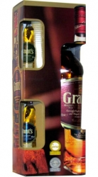 Whisky Grants* Sada Family 0,7l +2x 50ml miniatury