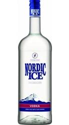 vodka Nordic Ice 37,5% 1l Dynybyl