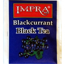 čaj přebal Impra-Tea Blackcurrant Black Tea