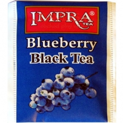 čaj přebal Impra-Tea Blueberry Black Tea