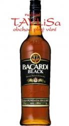 Rum Bacardi Black 37,5% 1l