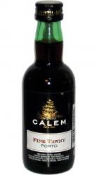 víno Portské Fine Tawny 50ml Cálem miniatura