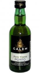 víno Portské Fine White 50ml Cálem miniatura