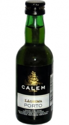 víno Portské Lágrima 50ml Cálem miniatura