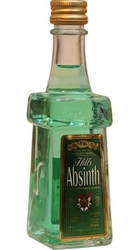 Absinth Hills 70% 50ml miniatura