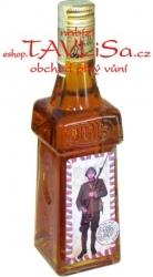 Rum Tuzemský Pěší pluk 37,5% 0,35l Hills