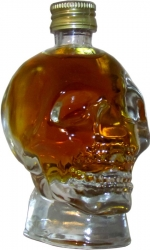 Rum Tuzemský Lebka 37,5% 50ml miniatura