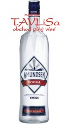 vodka Amundsen Clear 37,5% 1l Božkov