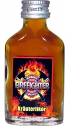 Krauter Likér Firefighter 30% 20ml miniatura