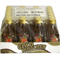 Likér Oříškový Gold Nusschen 20% 20ml x24 miniatur