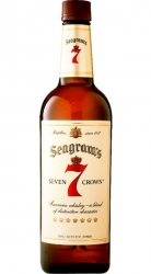 Whisky Seven 7 crown 40% 0,7l
