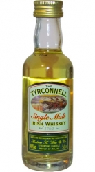 Whisky Tyrconnell Single Malt 40% 50ml mini etik2