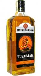 Rum Tuzemák 40% 0,7l Hranatá láhev Fruko Schulz