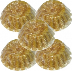 Vonný vosk Creme Brulle 5ks Palmový Aromis
