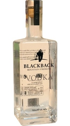 Vodka Blackback Mountain Strength 46% 0,7l