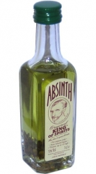Absinth King of spirits 70% 50ml LOR special drink