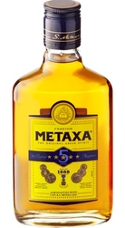 Metaxa 5* 38% 0,2l placatice