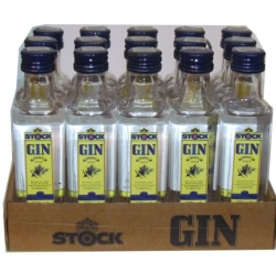 Gin Stock Original 38% 50ml x15 miniatura