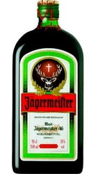 Jagermeister 35% 0,5l Germany