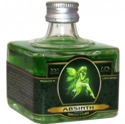 Absinth Sada Fairy Green 72% 40ml miniatura