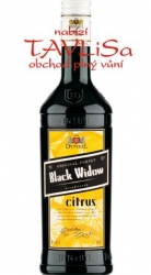 Fernet Black Widow citrus 30% 1l Dynybyl