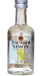 Rum Bacardi Limón Citrus 35% 50ml miniatura