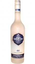 Vodka Gorbatschow Platinum Clear 44% 0,7l