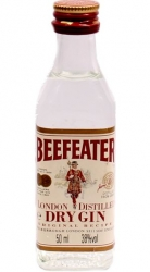 Gin Beefeater Dry 38% 50ml miniatura