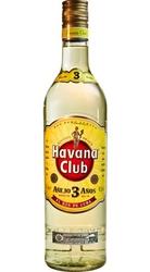 Rum Havana Club Anejo 3 Anos 40% 0,7l