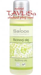 olej rostlinný Ricinový 50ml Saloos