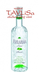 vodka Finlandia Lime 37,5% 0,7l