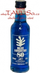 Absinth Blue 80% 40ml Antonio Nadal miniatura