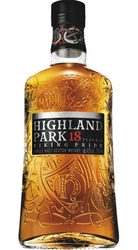Whisky Highland Park 18Y 43% 0,7l