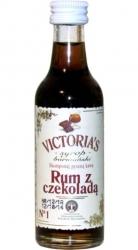 Sirup Rum z czekolada 50ml sada káva miniatura