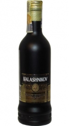 Vodka Kalashnikov Gold 40% 100ml Russia