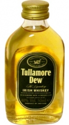 whisky Tullamore Dew 40% 50ml miniatura