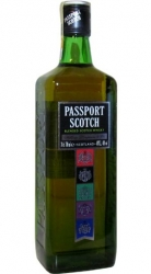 Whisky Passport 40% 0,7l Scotch etik2