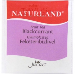 čaj přebal HU Naturland Fruit Blackcurrant