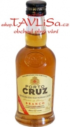 Porto Cruz Branco 19% 50ml Sada 5ks miniatura