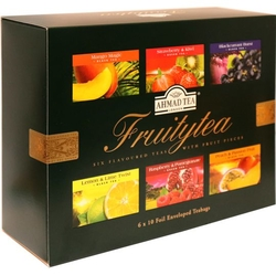 Collection Fruity Tea 60x2g Ahmad Tea