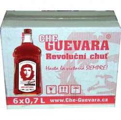 Rum Che Guevara Rosso 30% 0,7l x 6 kusů