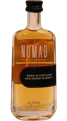 Whisky Nomad 41,3% 50ml miniatura