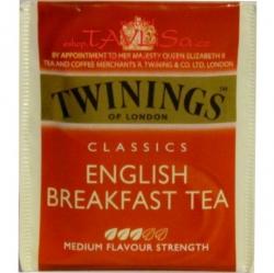 čaj přebal Twinings IT English Breakfast tea