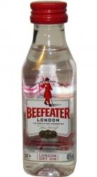 Gin Beefeater Dry 40% 50ml miniatura